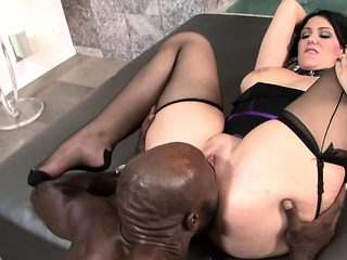 Hardcore Interracial Fun with Big Cocks
