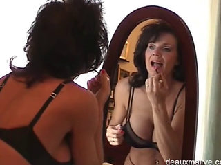 Deauxma Horny Sex Anal With Dildo
