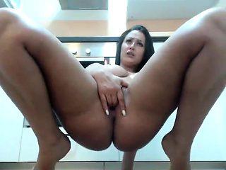 Beautiful Teenie Solo Masturbation To Orgasm