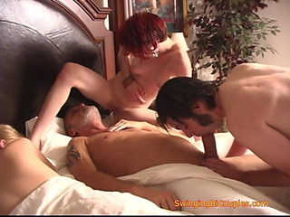 Taboo Brother and sis surprise DADDY