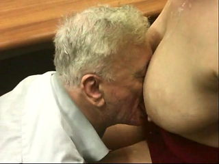 My worm of a husband eating 7 other men's cum