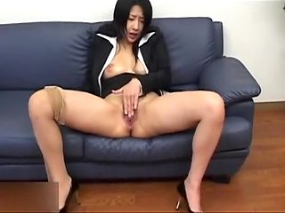 Fabulous homemade Office, Handjobs porn movie
