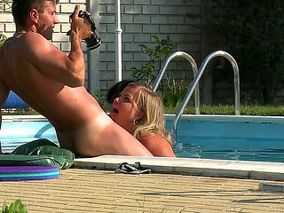 The luxurious and horny pornstar Jessica Swan together with her friends participates in the raunc...