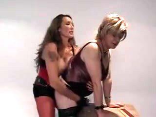 Horny homemade Lesbian, Fetish porn video