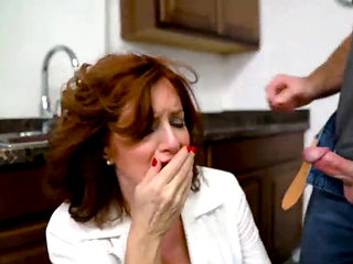 Redhead Milf Gets Pounded Hard