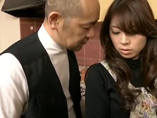 Incredible Japanese girl Haruka Koide in Exotic MILF, Couple JAV clip