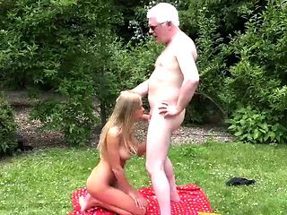 Irresistible chick loves fucking a friend
