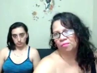 Mature bbw with college girl whore