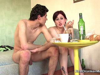 Sexy Mature Kristina