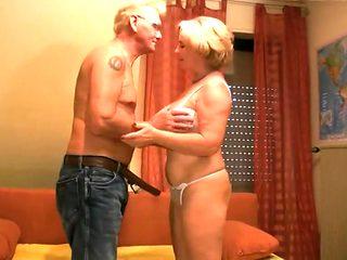 Horny Big Natural Tits, Big Butt sex clip