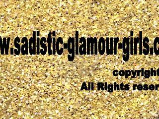 Sadistic Glamour Girls Choking