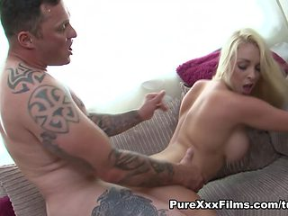 Hottest pornstars Victoria Summers, Seth Strong in Amazing Big Ass, MILF adult movie