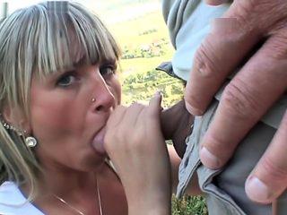 czech amateur public sex 2