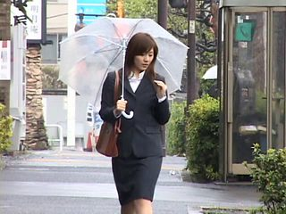 Japanese Lesbian Babes (1St week on the job went well)