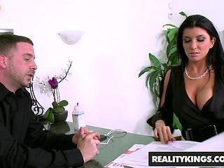 RealityKings - Big Tits Boss - Romi Rain Tony Rubino Big Tits Boss Romi had t - The Terms