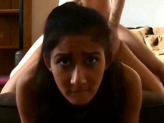 Skinny Turkish slut fucked