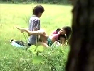 Crazy homemade Outdoor, Hidden Cams adult scene
