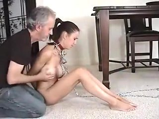 Crazy homemade Big Tits, BDSM adult video