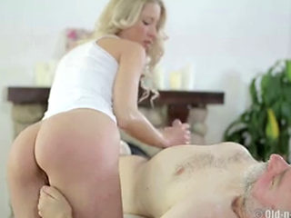 Young Masseuse Uma Zex Gets Pounded