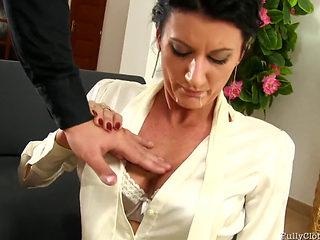 Investigator Gets Hands On With Celine
