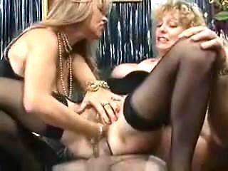 Babette Blue and Colette Sigma Fucking and Fisting