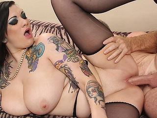 Scarlet LaVey in Big Tits Are Flopping - JeffsModels