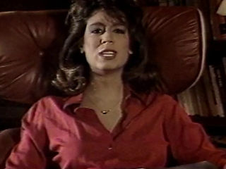 Christy Canyon Fucked In Vintage Scene