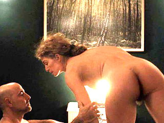 Rosamund Pike Naked in A Private War On ScandalPlanet.Com