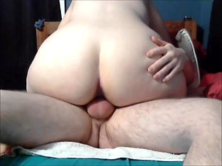 Creampie in my girlfriends pussy