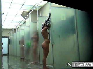Voyeur - Europe. Pool Shower.
