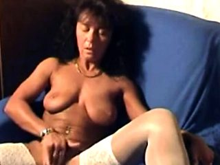 masturbation self shot milf Angela
