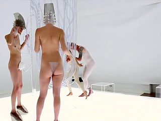 Naked on Stage 62 Deva Alpha Performance 1