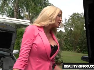RealityKings - Big Tits Boss - Summer Brielle Taylor Tyler S
