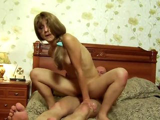 STP7 Son Films His Dad Fucking His Cute Wife !