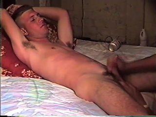 Bobby Sucks Drunk Hot Marine w/ Poppers