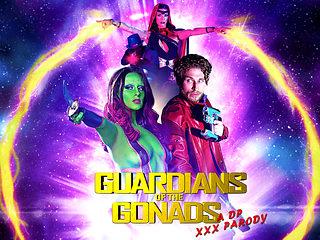 Cassidy Klein & Michael Vegas in Guardians of The Gonads: A DP XXX Parody - DigitalPlayground
