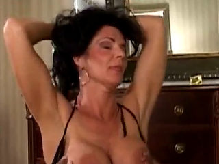 Mature Deauxma Squirts With Bbc