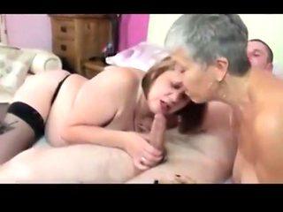 Grannies stud piss