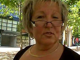 Abuela Follando Duro Por El Culo Con Su Nieto