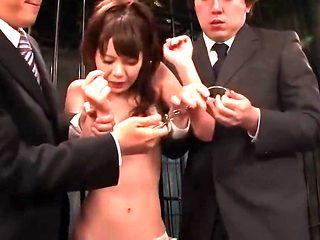Ain t she sweet - japanese college girl - life in prison is tough