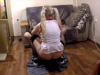Russian whore dominates