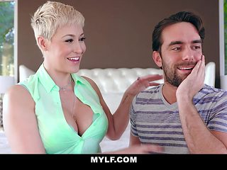 MYLF - Nostalgic Ryan Keely Wants Her Stepsons Dick