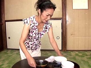 Jav Grandma Yukimura Azusa Sucks And Fucks
