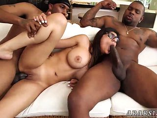 Teen Student Uniform Anal My Big Black Threesome