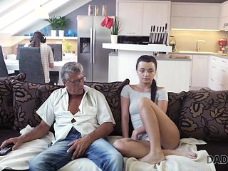 DADDY4: Bf's dad and his dick never make me bored
