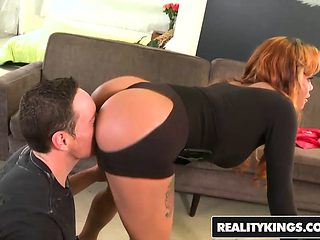 RealityKings - Round and Brown - Ayanna Lee R