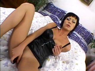 Incredible pornstar Vanessa Moore in crazy dp, facial xxx clip