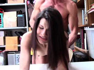 Teen brutal anal double penetration and hot sexy amateur Sus