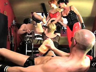 Watch as female domination clip makes u hard and ready