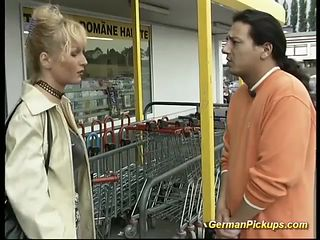 german big natural breast german stepmom picked up for big cock anal sex casting
